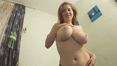 Teen Natural Breasts